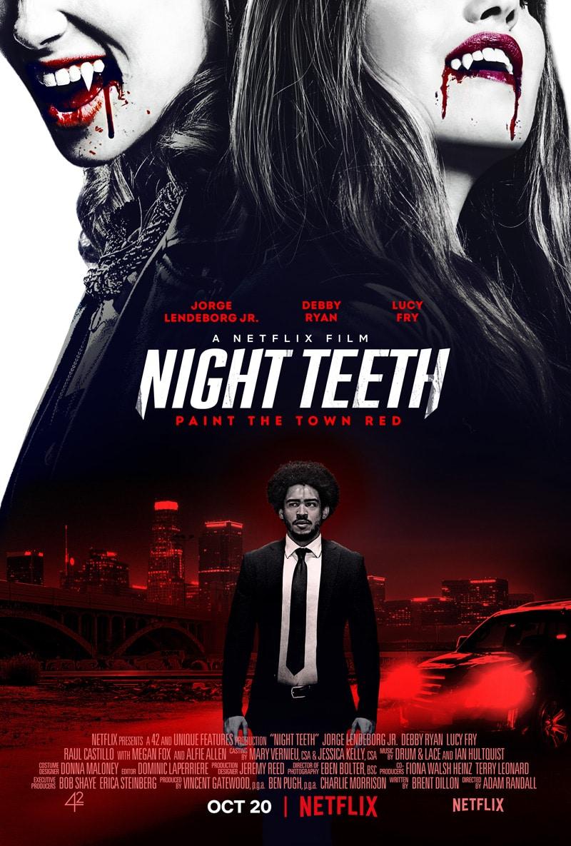 Night Teeth – Teaser Poster