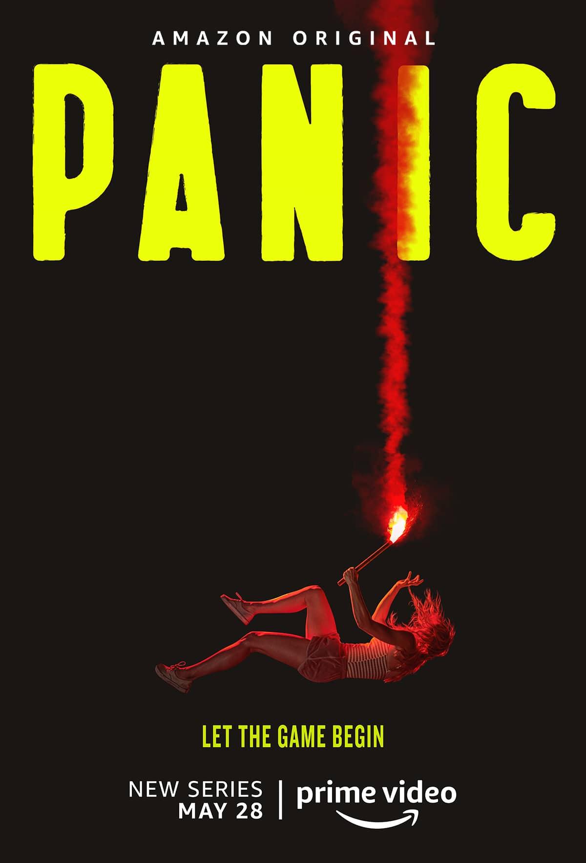 Panic – US Amazon Poster