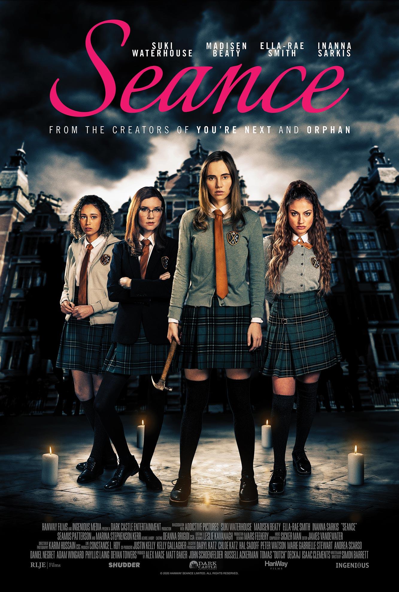 Seance – Teaser Poster