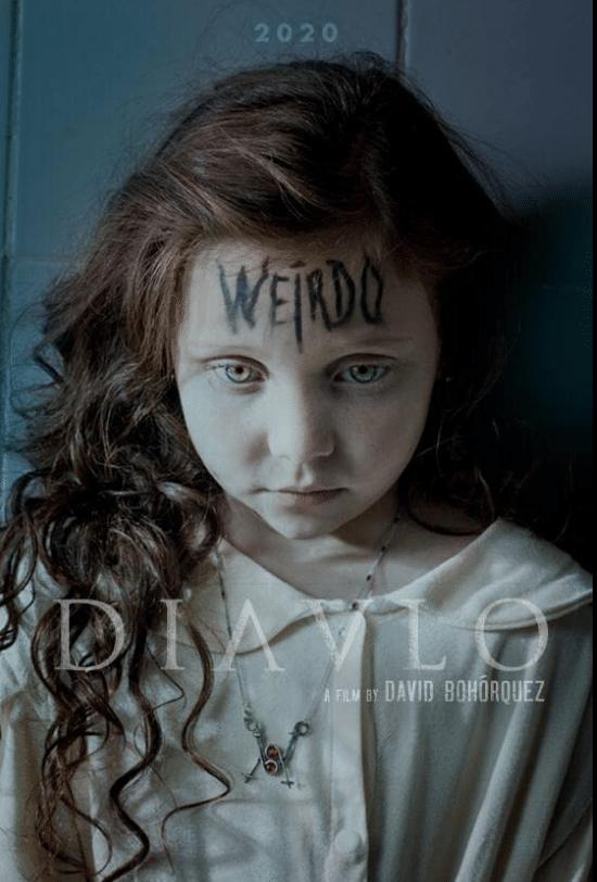The Devil's child – Teaser Poster