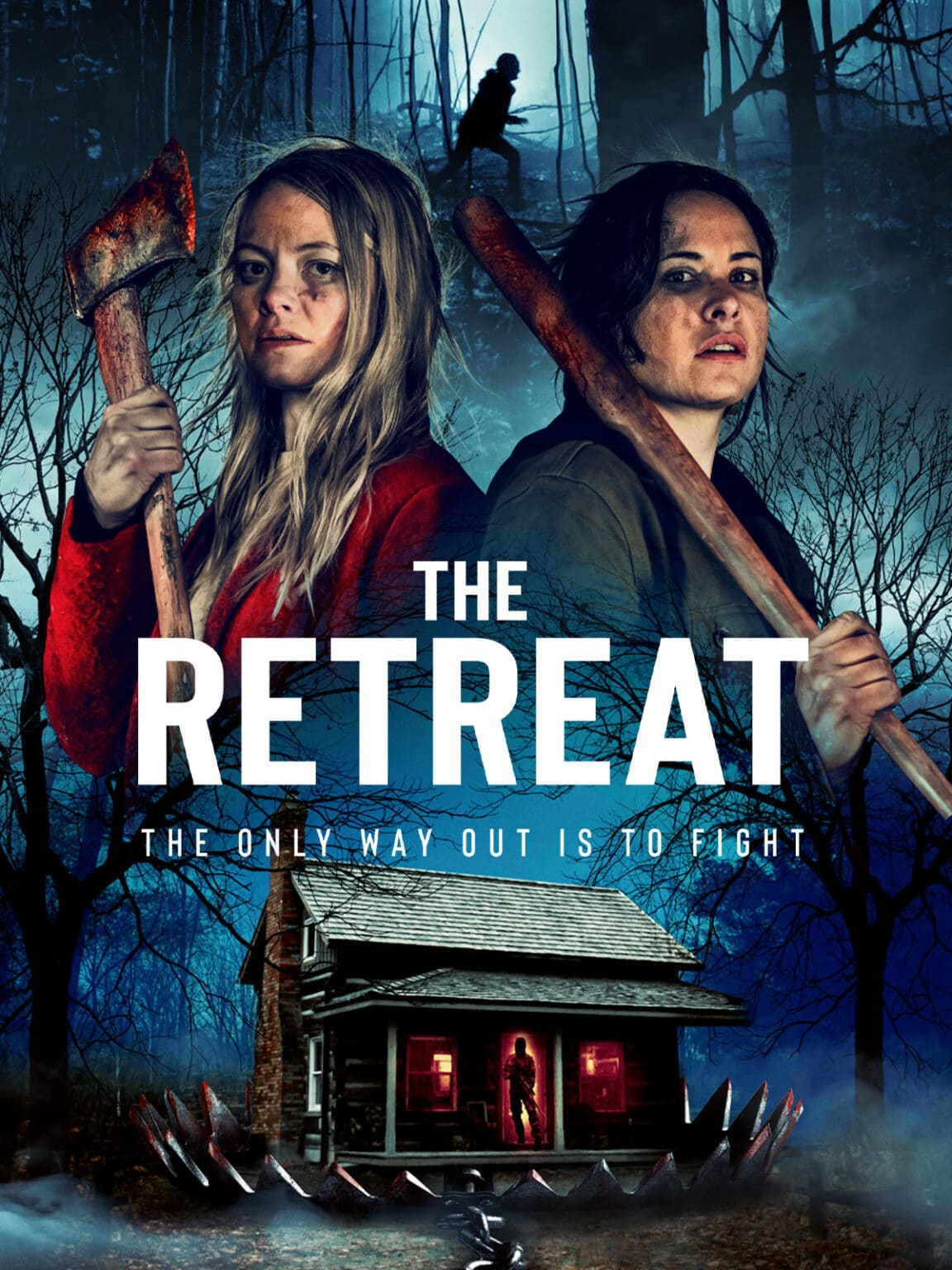 The Retreat – Teaser Poster