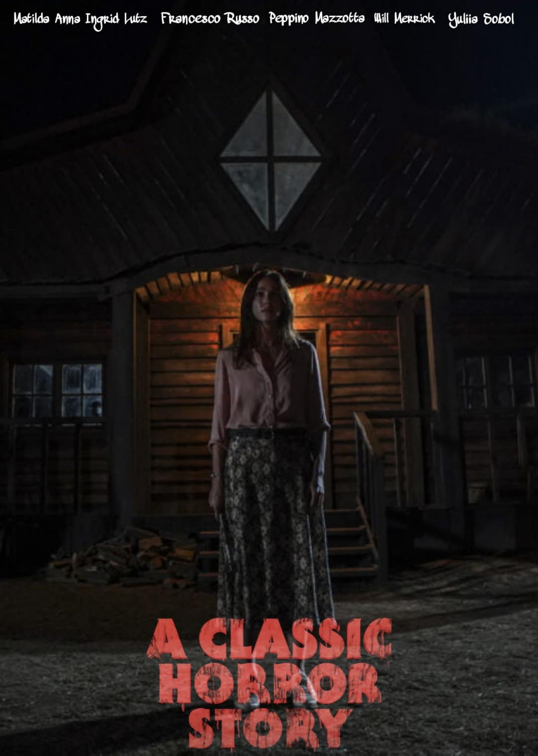 A Classic Horror Story – Teaser Poster
