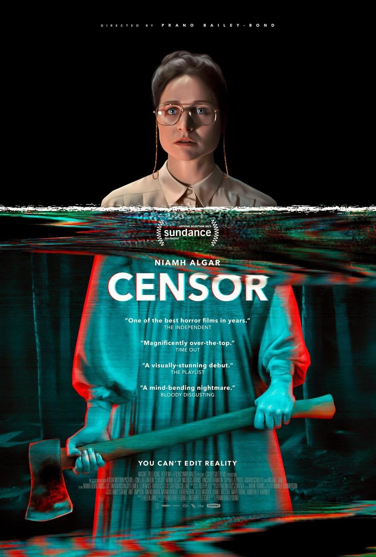 Censor – Teaser Poster