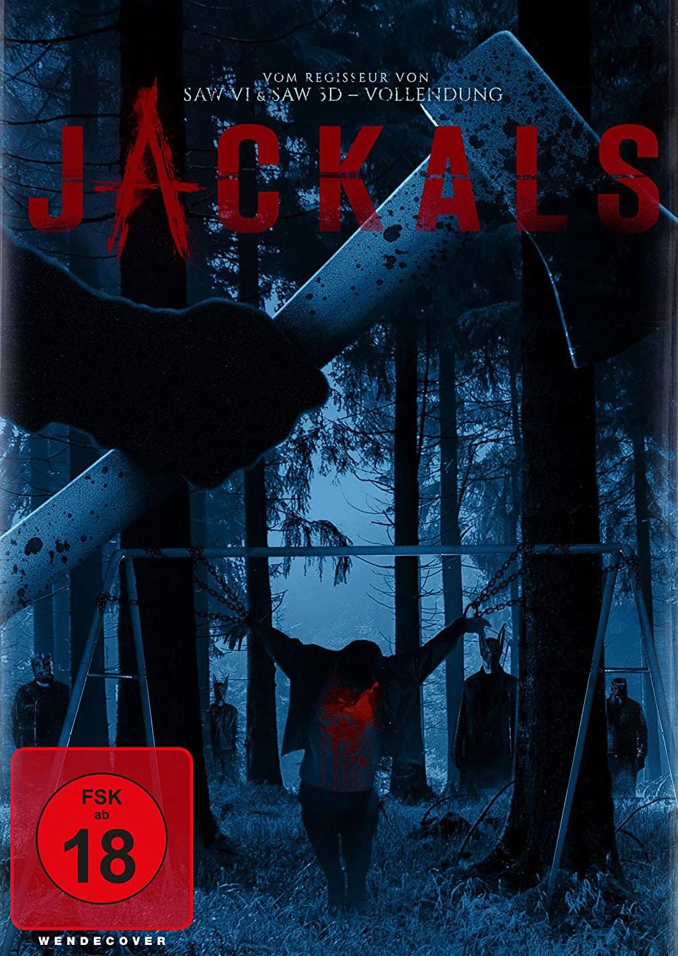 Jackals – DVD Cover