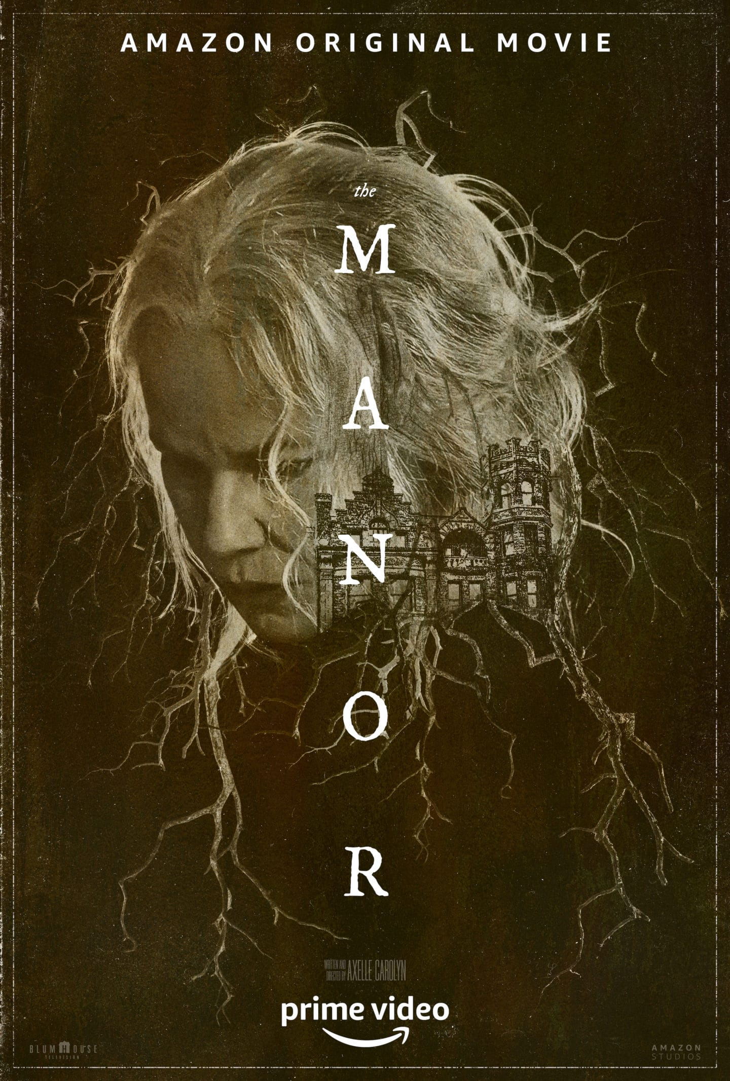 The Manor – Teaser Poster