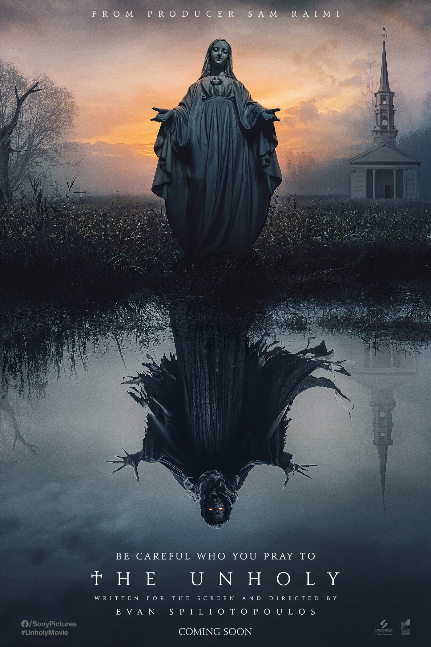 The Unholy – Teaser Poster 2