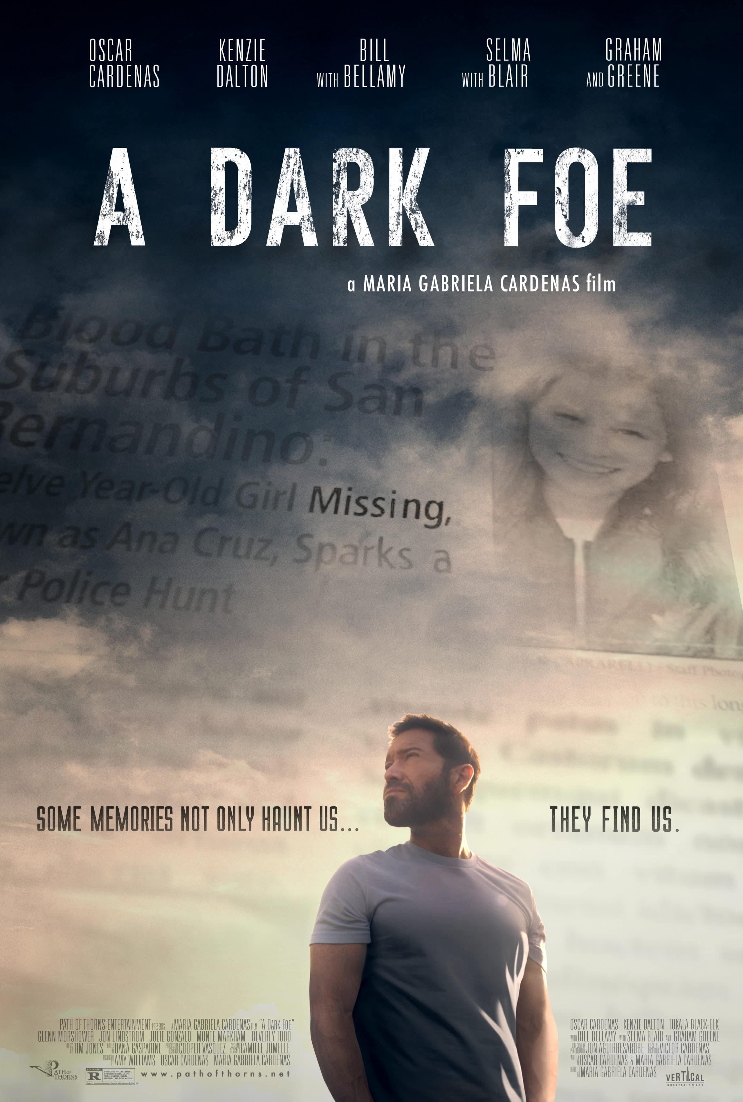 A Dark Foe – Teaser Poster