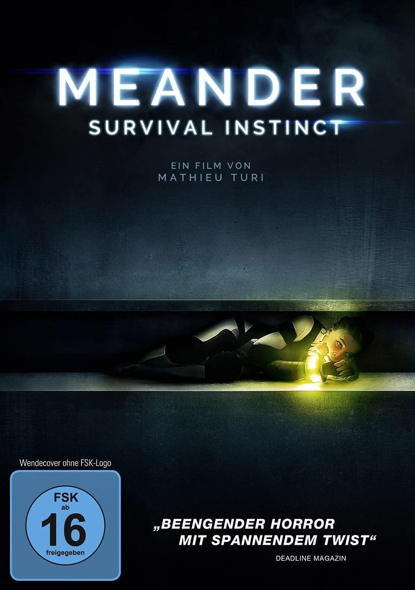 Meander – DVD Cover