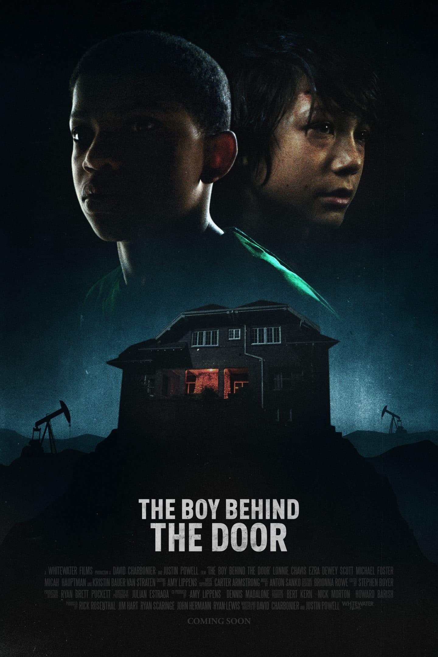 The Boy Behind the Door – Teaser Poster