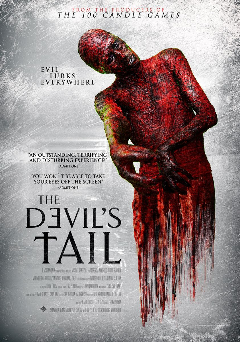 The Devils Tail – Teaser Poster