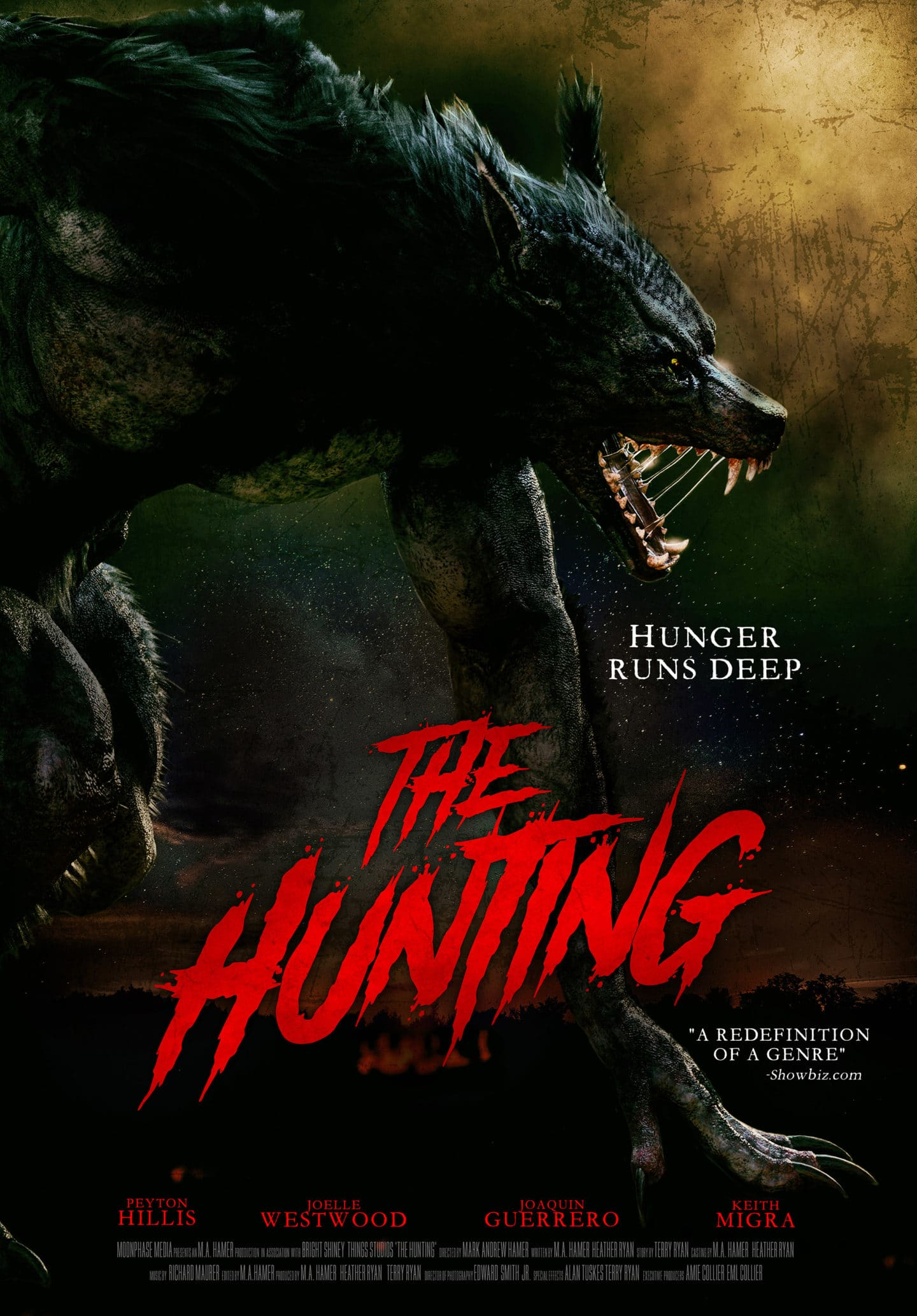 The Hunting – Teaser Poster