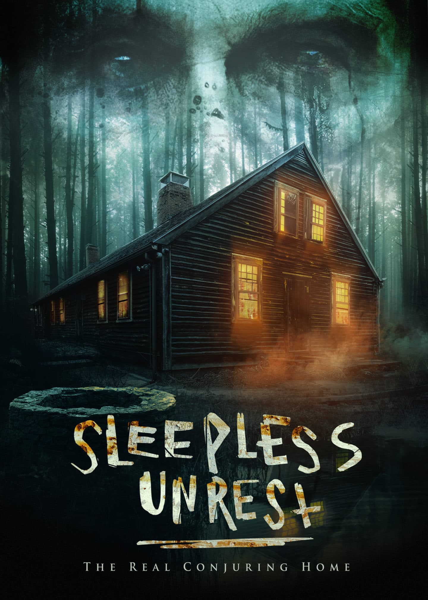 The Sleepless Unrest The Real Conjuring Home – Teaser Poster