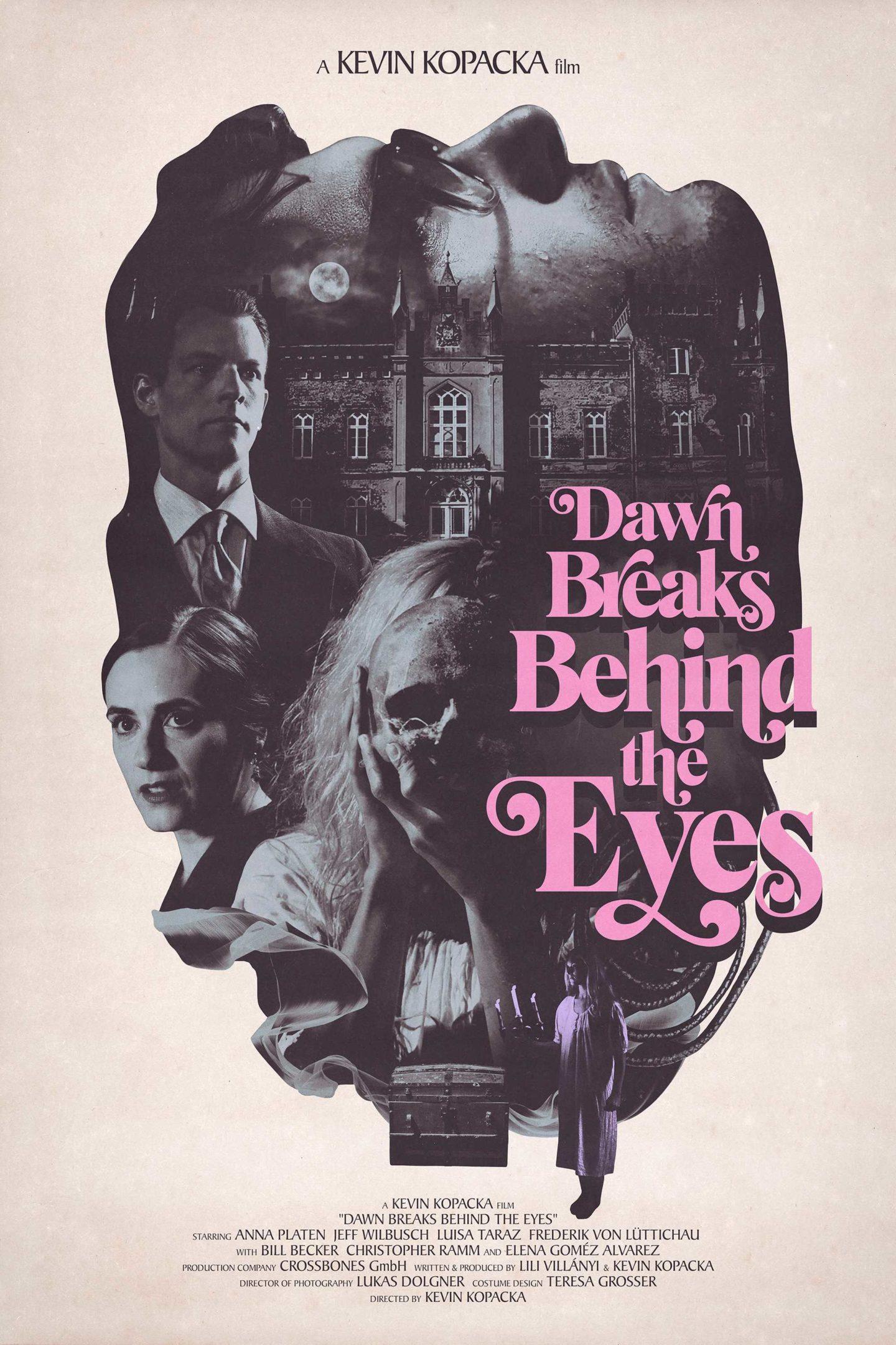 Dawn Breaks Behind the Eyes – Teaser Poster