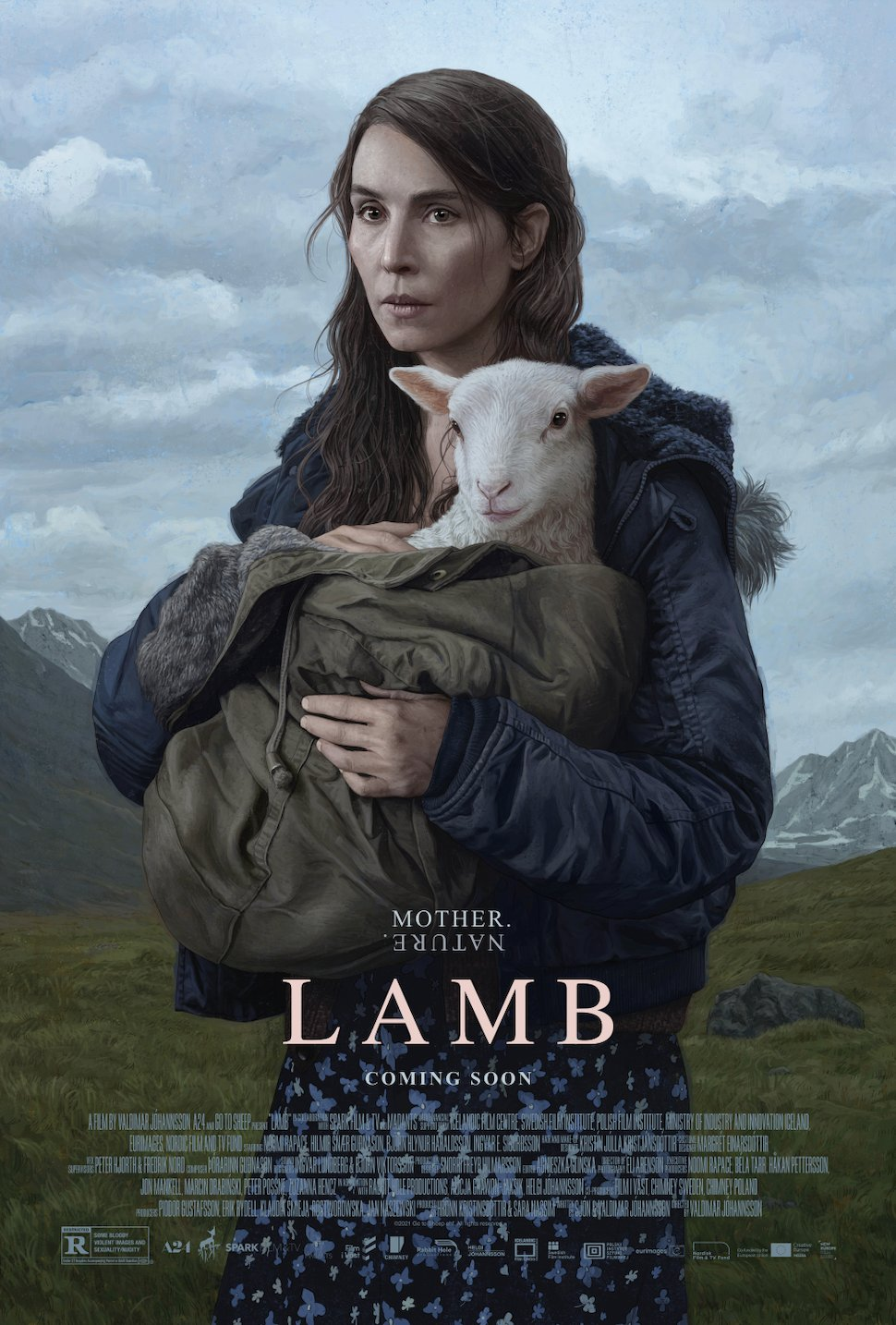 Lamb – Teaser Poster