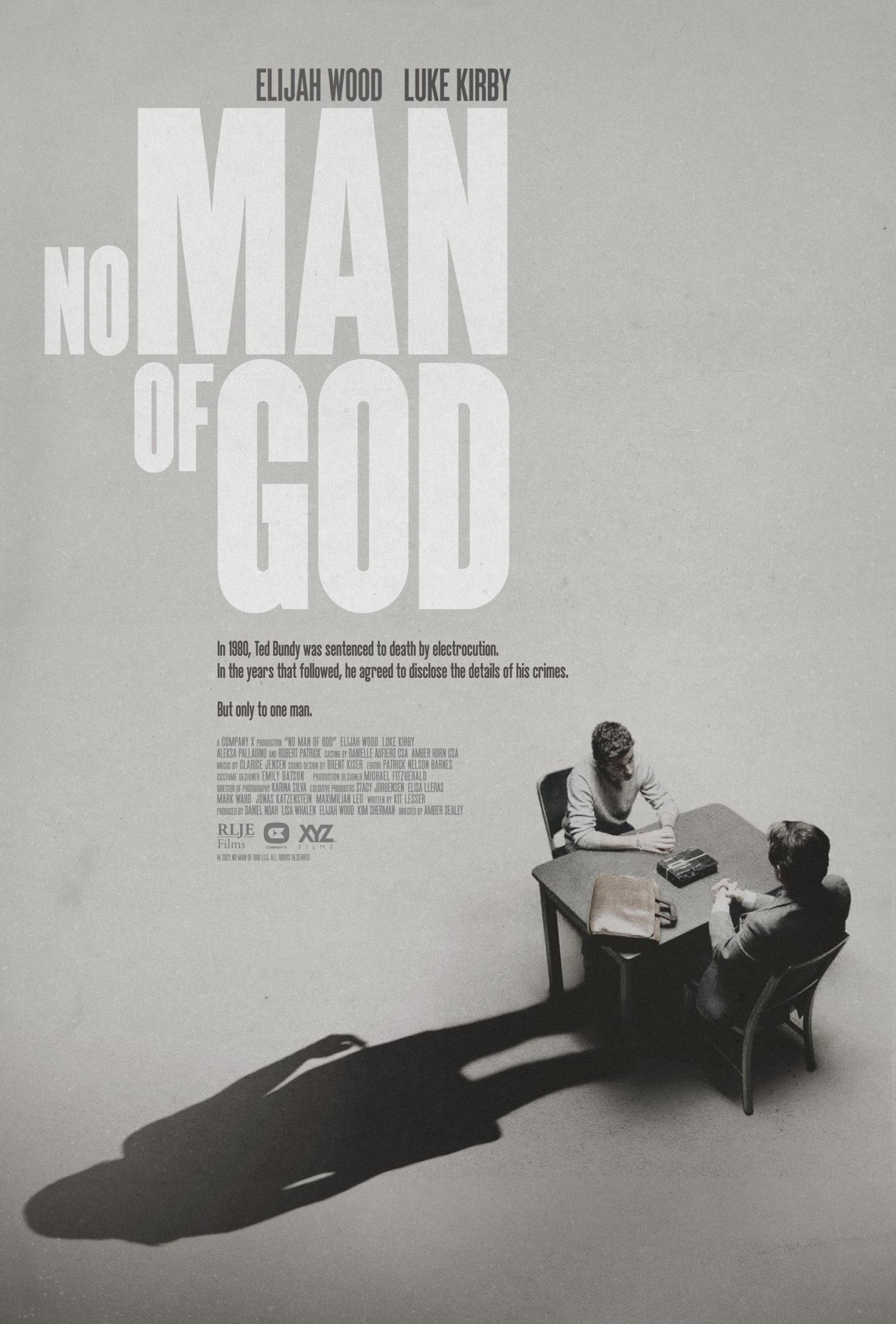 No Man of God – Teaser Poster