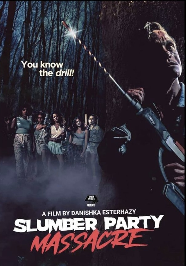 Slumber Party Massacre (Remake) – Teaser Poster