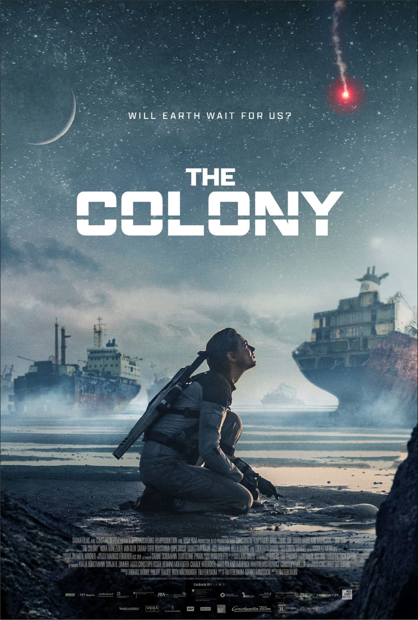 The Colony – Teaser Poster