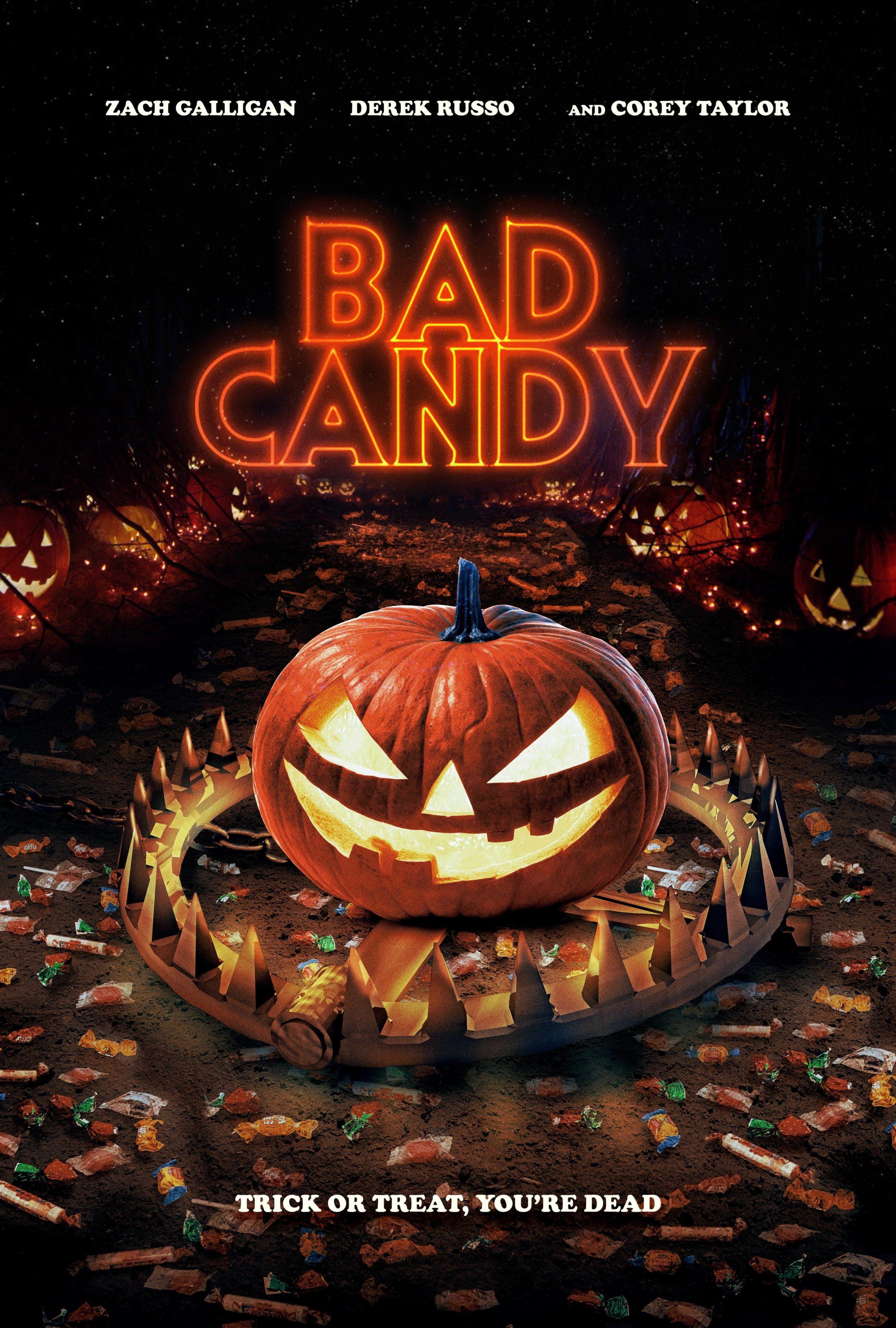 Bad Candy – Teaser Poster