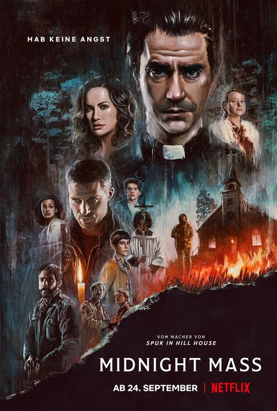 Midnight Mass – Netflix Teaser Poster
