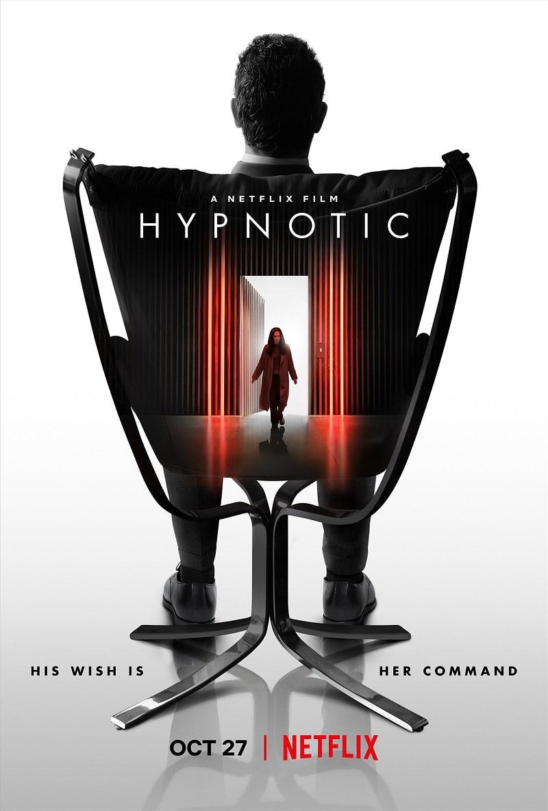 Hypnotic – Teaser Poster