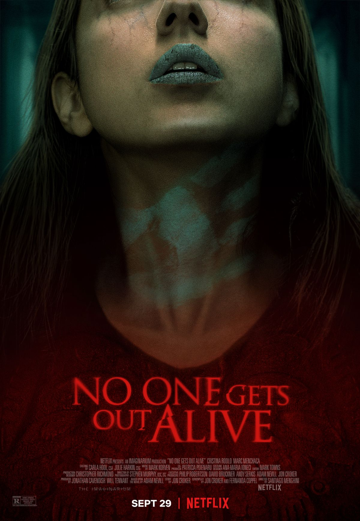 No One Gets Out Alive – Teaser Poster