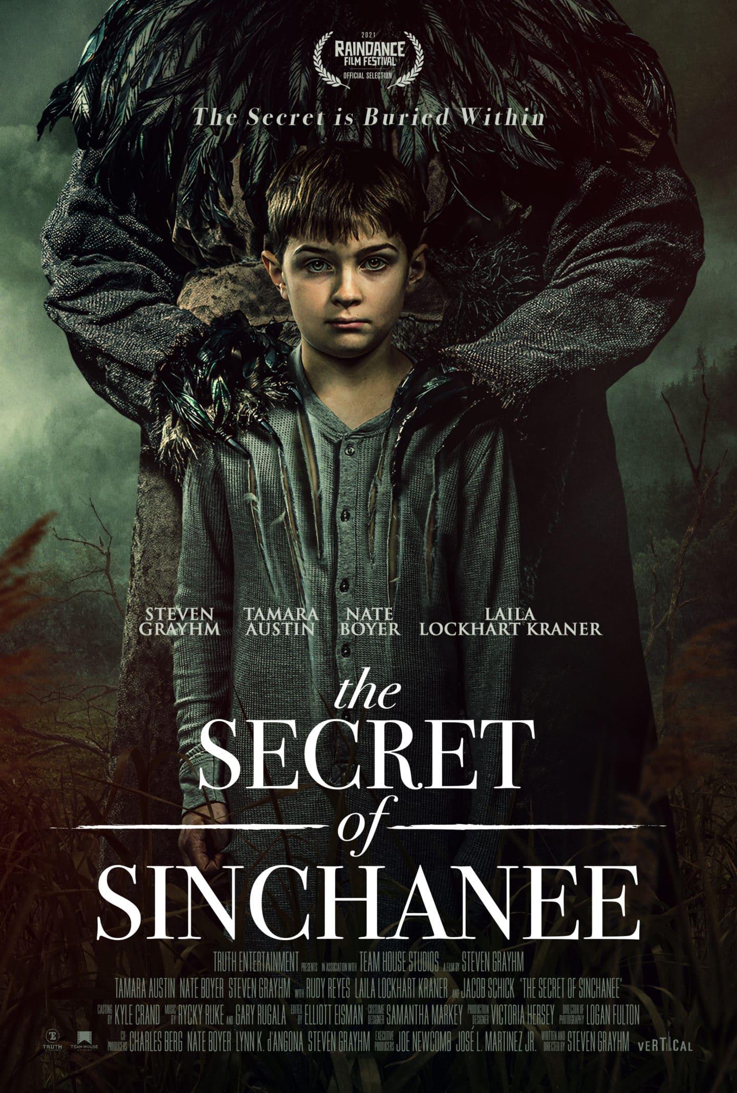 The Secret of Sinchanee – Teaser Poster
