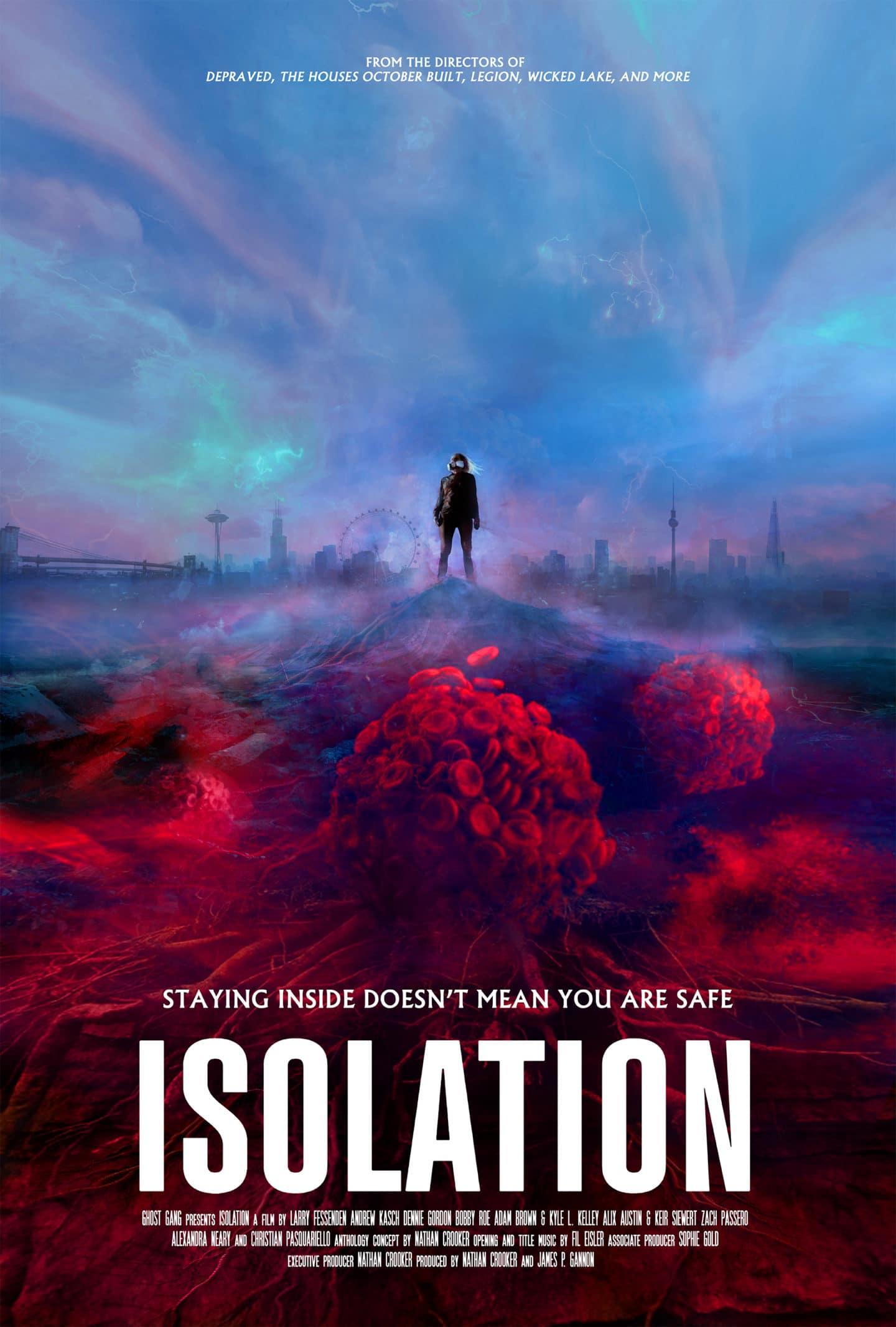 Isolation – Teaser Poster