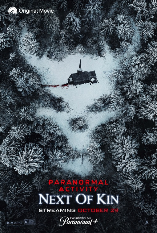 Paranormal Activity Next of Kin – Teaser Poster
