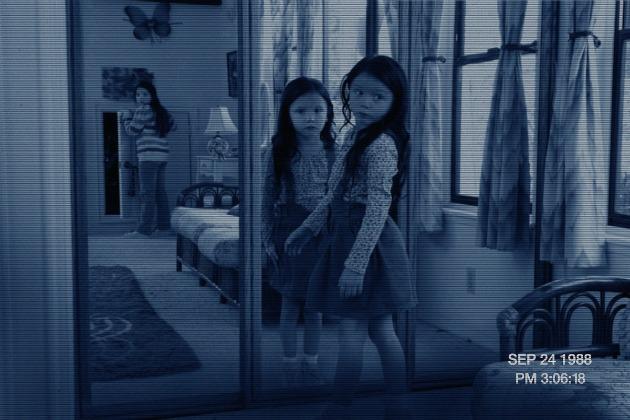 Paranormal Activity 3 Szenenbild