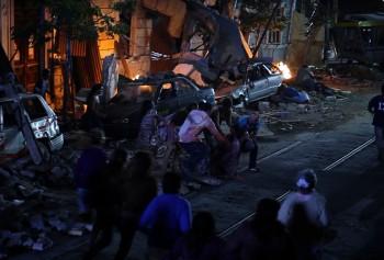 Aftershock Szenenbild 2