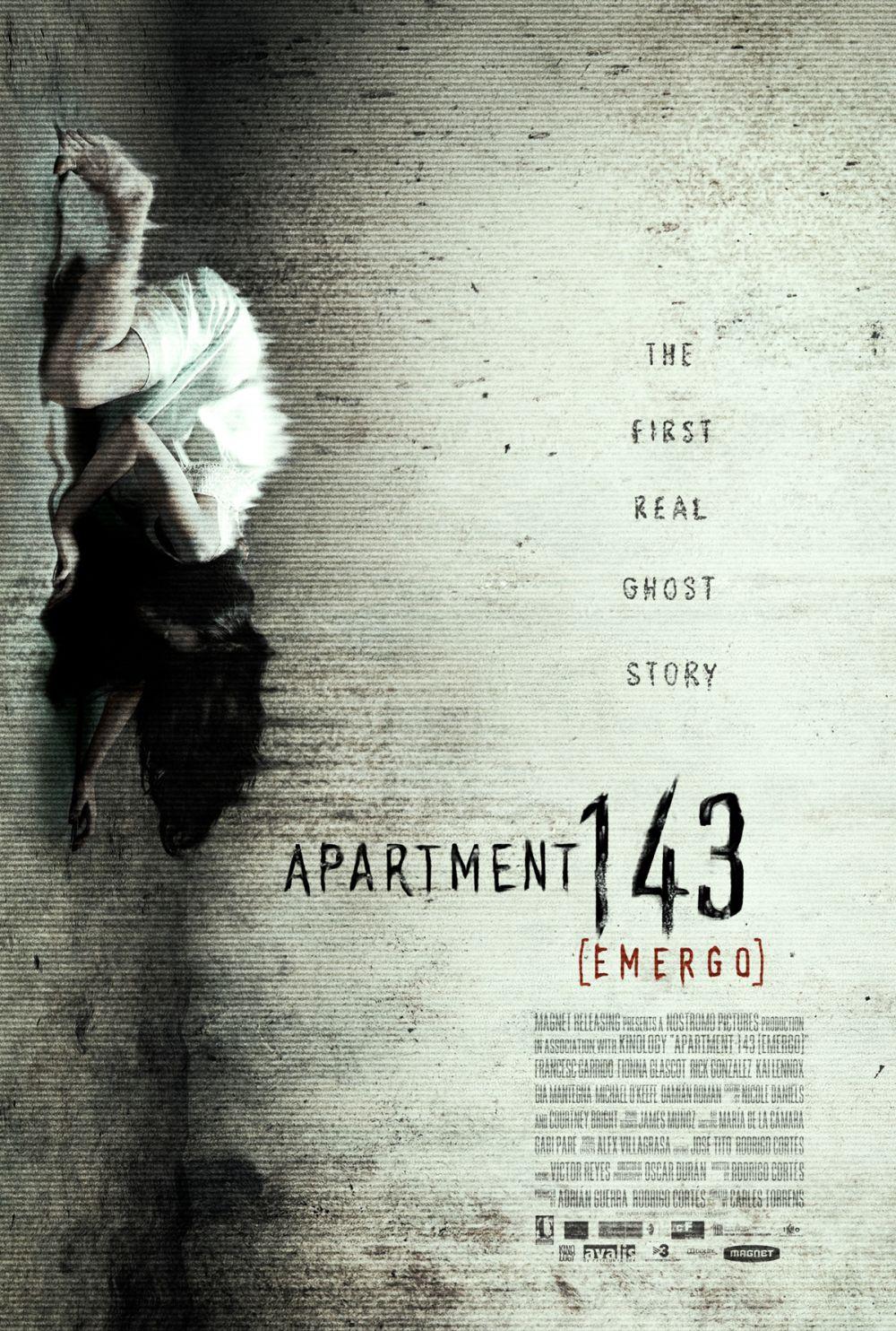 Apartment 143 US Kinoposter