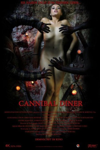 Cannibal Diner Plakat
