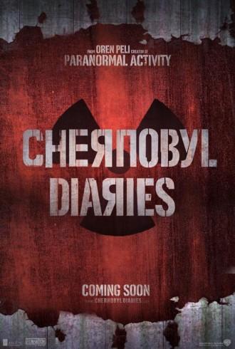 Chernobyl Diaries Teaser Poster