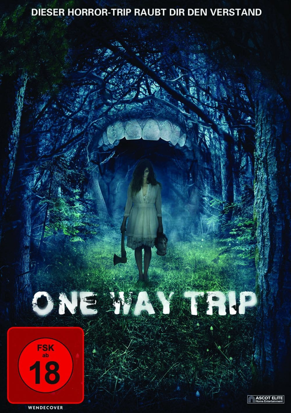 one way trip film 2011 scary. Black Bedroom Furniture Sets. Home Design Ideas