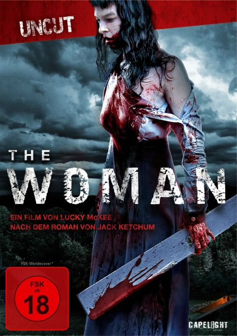 The Woman Cover FSK 18