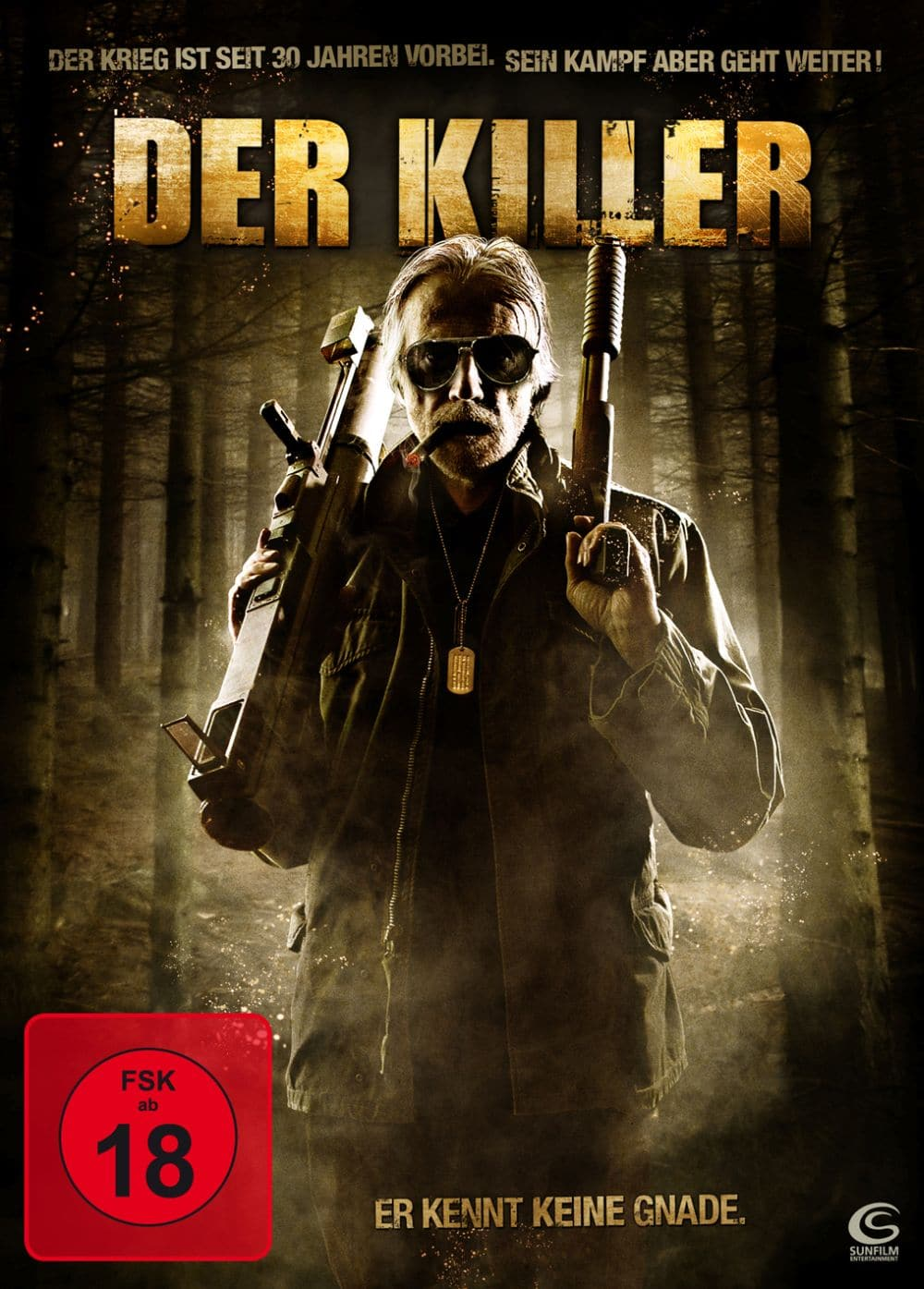 Der Killer - Er kennt keine Gnade - Film 2011 - Scary