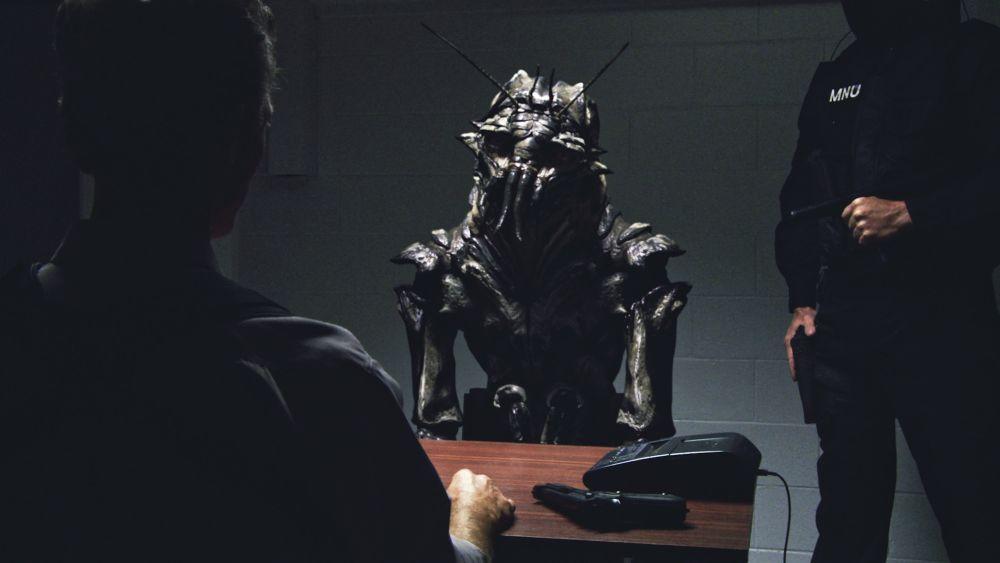 """""""District 9"""" Regisseur Neill Blomkamp hat einen neuen Sci-Fi Horrorfilm gedreht"""