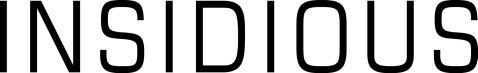 Insidious Logo