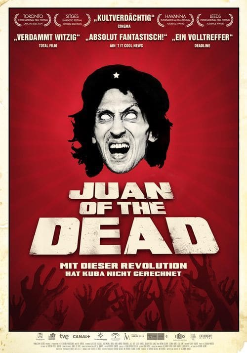 Juan Of The Dead Filmplakat