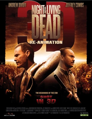 Night of the Living Dead 3D: Re-Animation (Film)