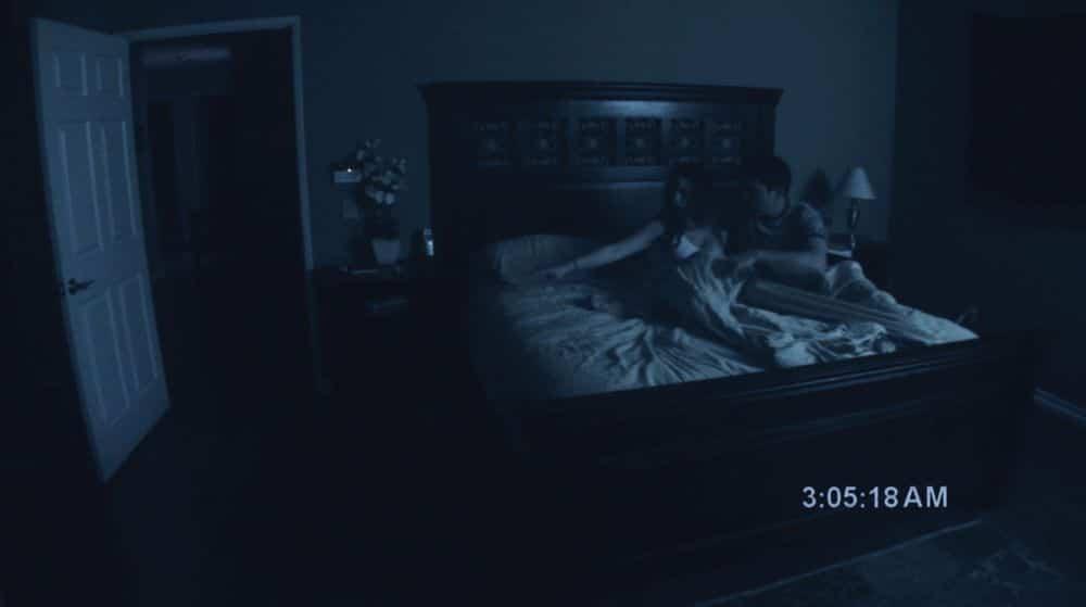 Paranormal Activity Szenenbild 7
