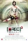REC 3 genesis spanisches Plakat