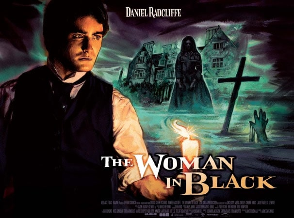 The Woman in Black Plakat