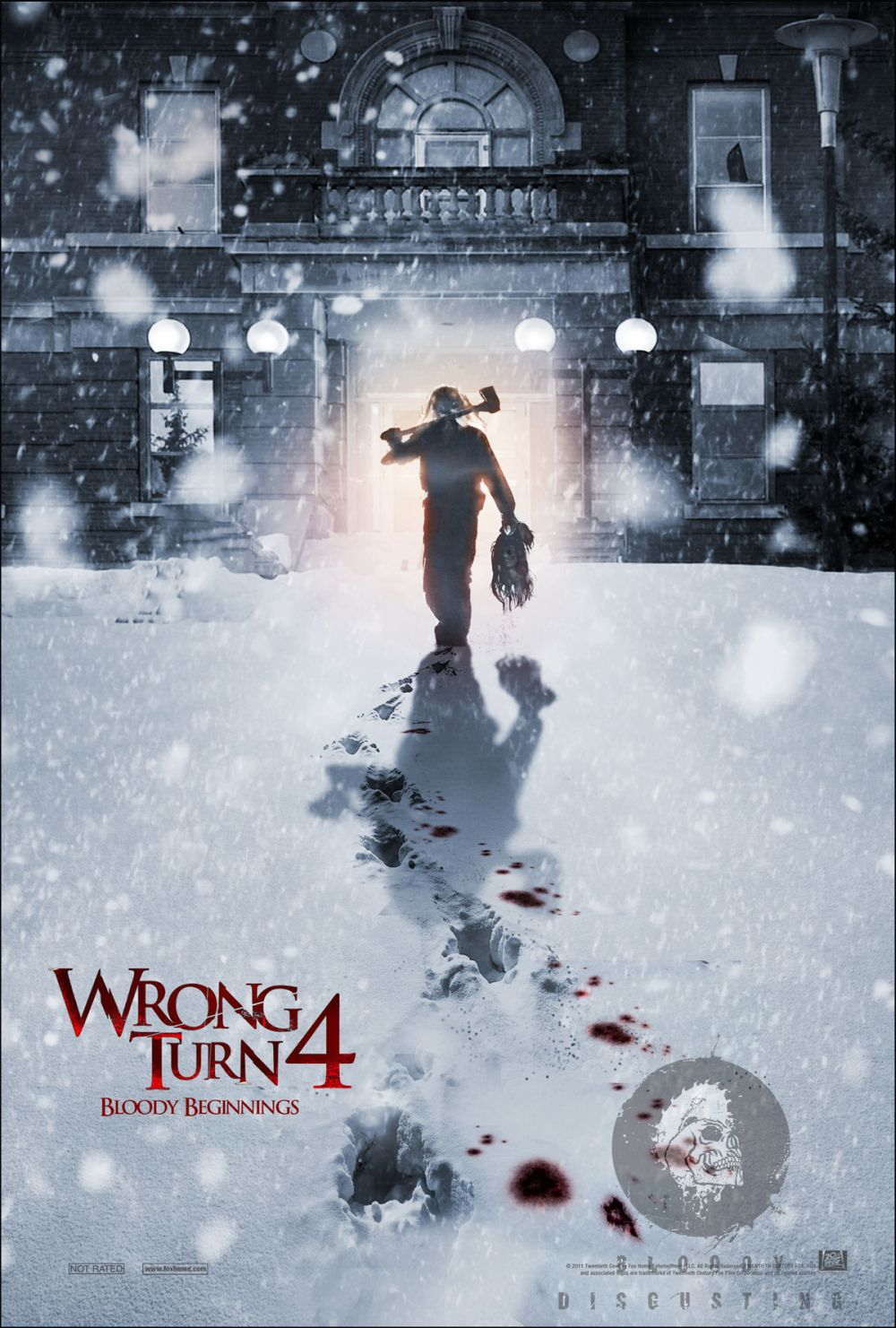 Wrong Turn 4 Cover