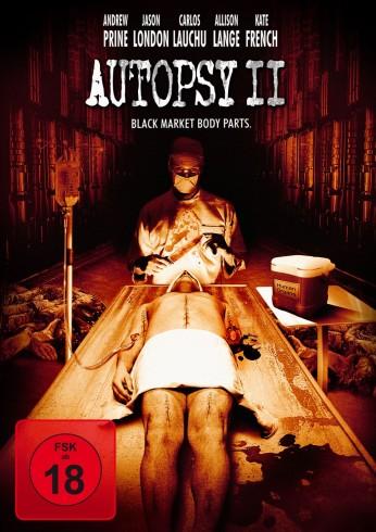 Autopsy II – Black Market Body Parts (Film)