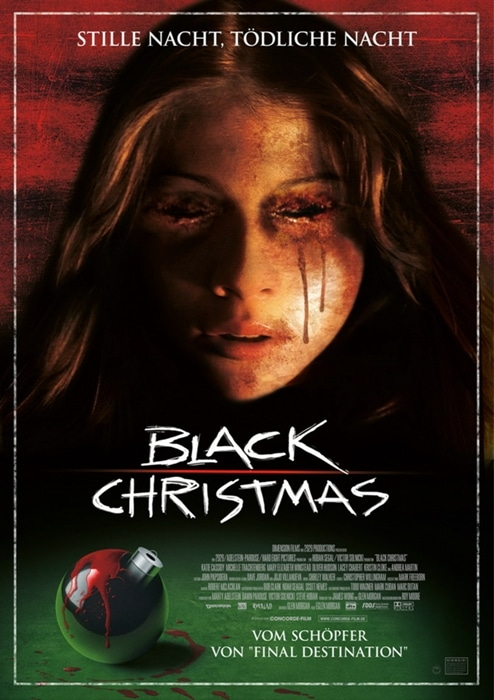 black christmas stille nacht t dliche nacht film 2006. Black Bedroom Furniture Sets. Home Design Ideas