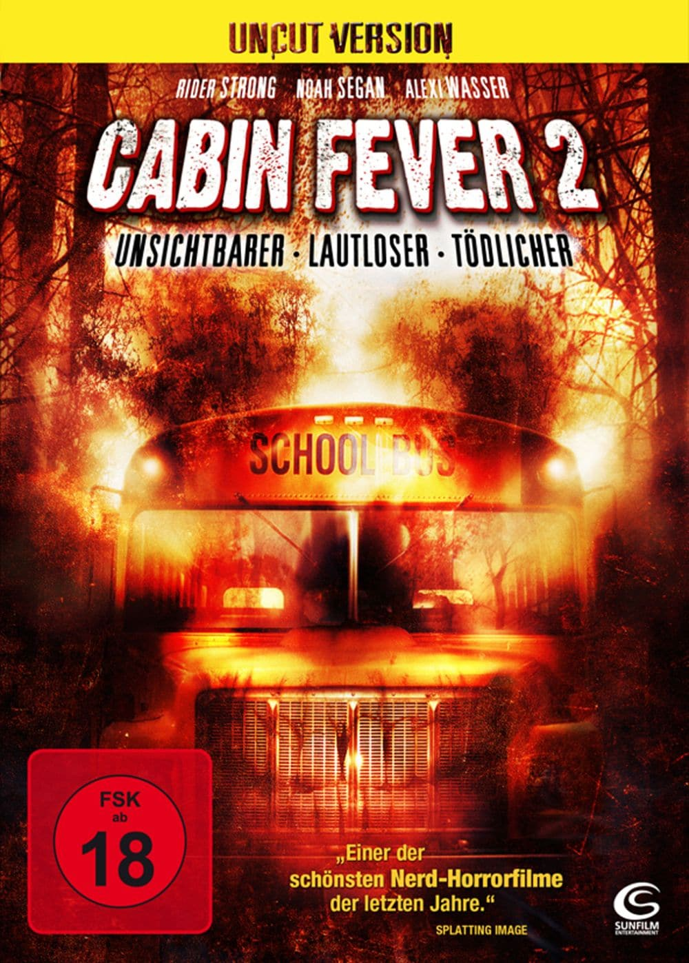 cabin fever images - photo #48