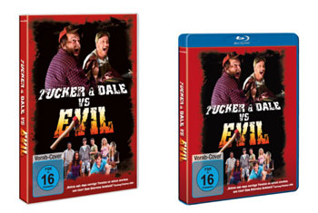 Tucker & Dale vs. Evil DVD und Blu-ray