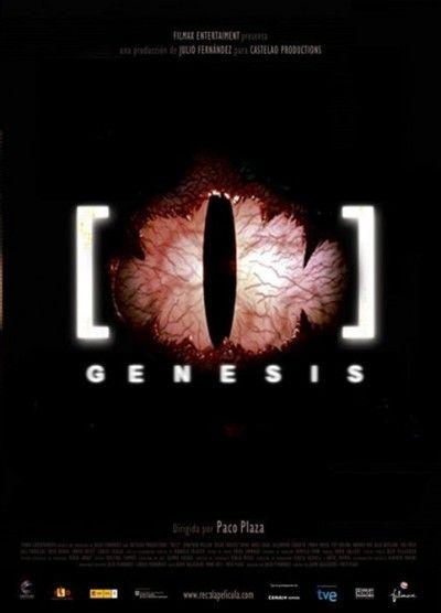 [REC] Genesis Covermotiv