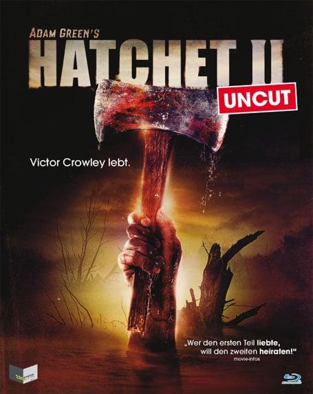 Hatchet 3 Uncut